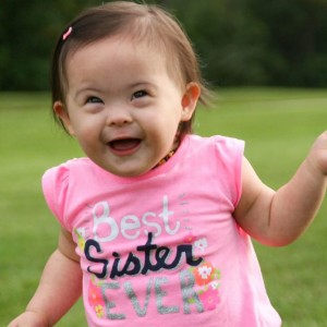 Leilani is going to be a big sister!