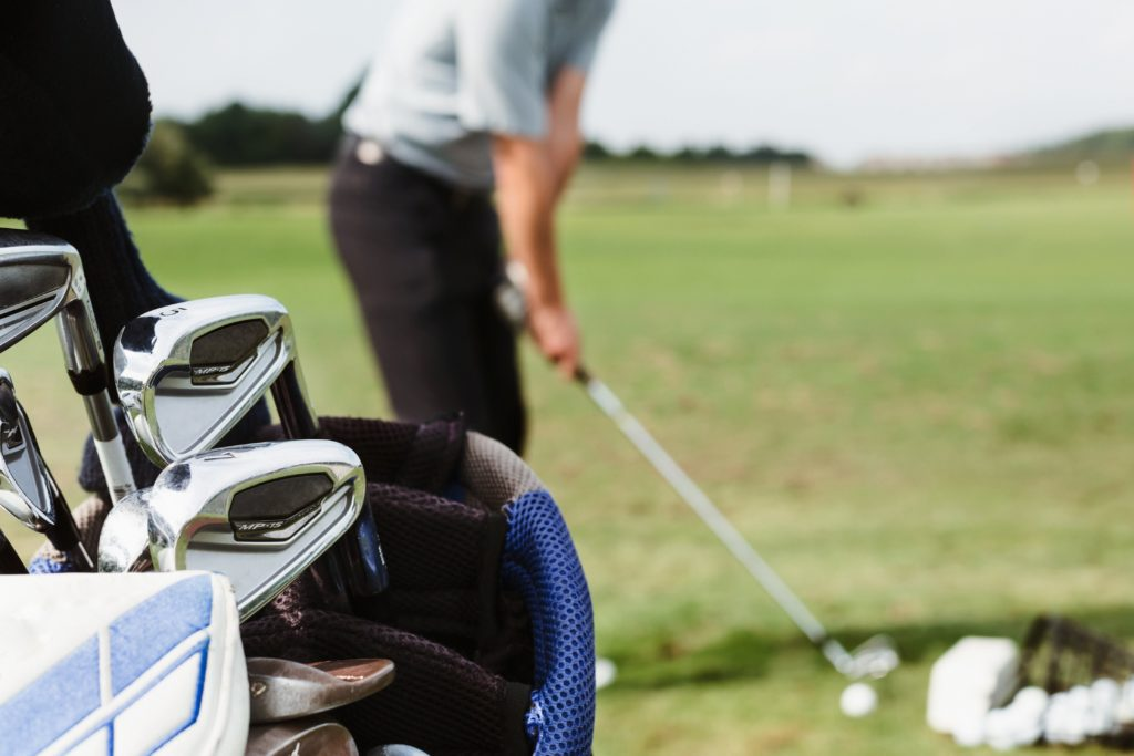 Father's Day Gift Guide - Golfing
